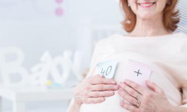 Mýty o mateřství ve vyšším věku